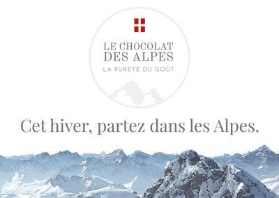Chocolat des Alpes