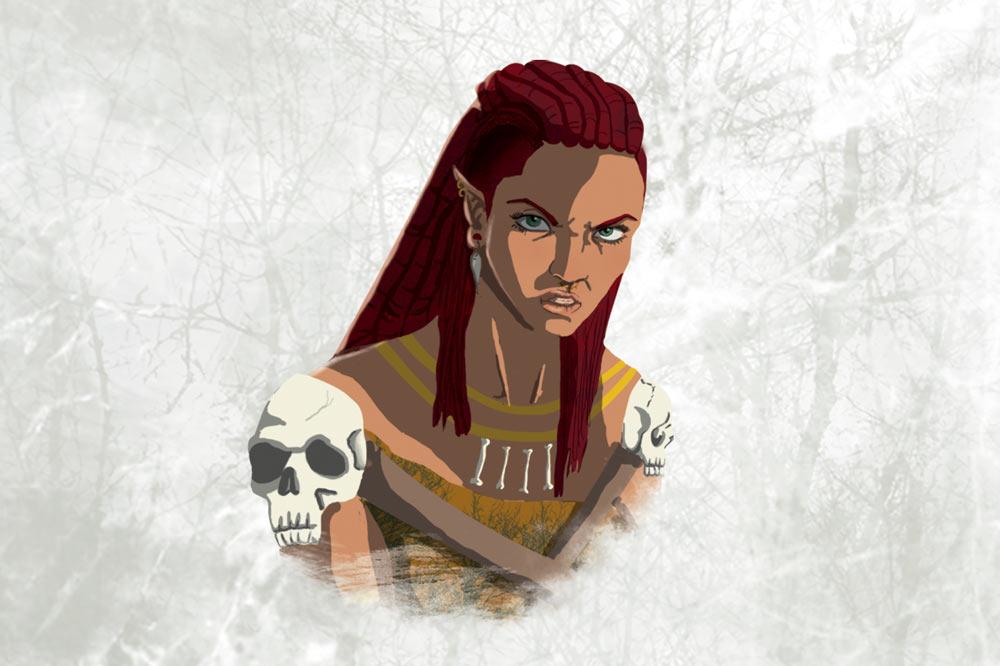 Illustration du projet Elfik Carte de jeux