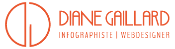 Diane Gaillard | Infographiste et webdesigner