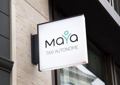 Maya, voitures autonomes